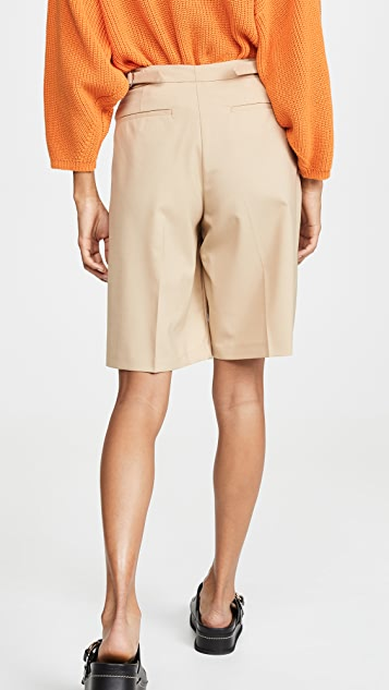 Scotch & Soda/Maison Scotch Tailored Shorts