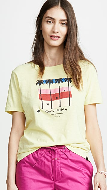 Scotch & Soda/Maison Scotch Short Sleeve Tee
