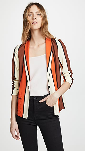 Scotch & Soda/Maison Scotch Drapey Blazer
