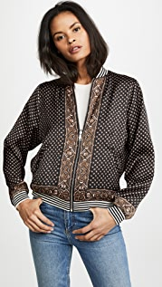 Scotch & Soda Reversible Bomber Jacket