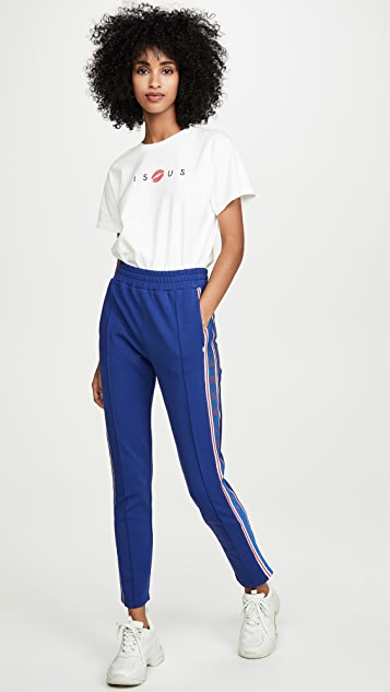 Scotch & Soda/Maison Scotch Colorful Sporty Ribbed Sweats