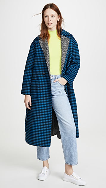 Scotch & Soda/Maison Scotch Reversible Wool Jacket