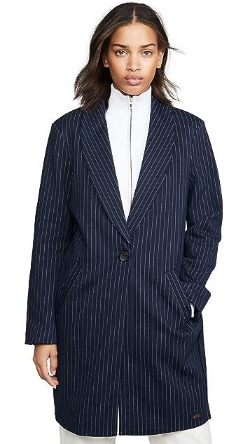 Scotch & Soda/Maison Scotch Идеально скроенное пальто