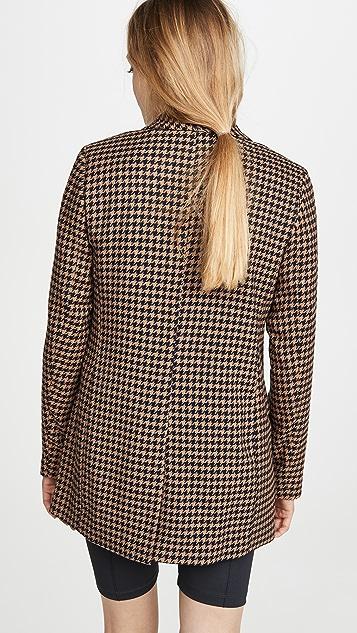 Scotch & Soda/Maison Scotch Long Tailored Blazer