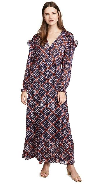Scotch & Soda/Maison Scotch Feminine Maxi Dress