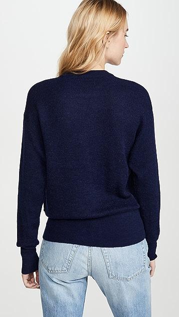 Scotch & Soda/Maison Scotch Jacquared Bandana Sweater