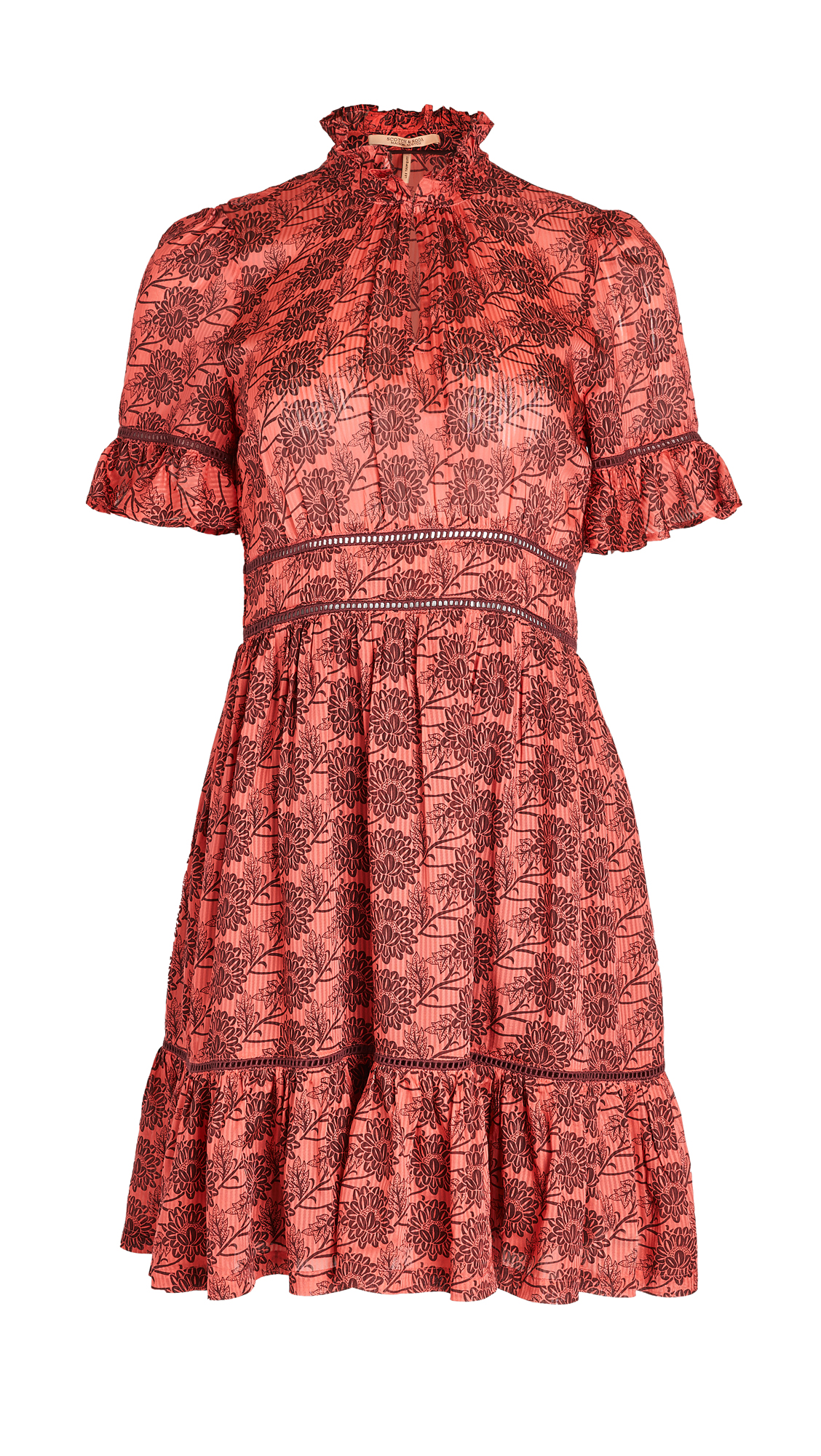 Scotch & Soda/Maison Scotch Printed Dress