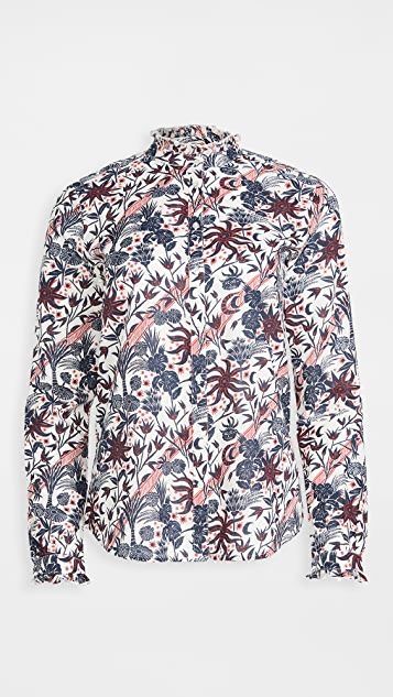 Scotch & Soda/Maison Scotch Allover Printed Shirt