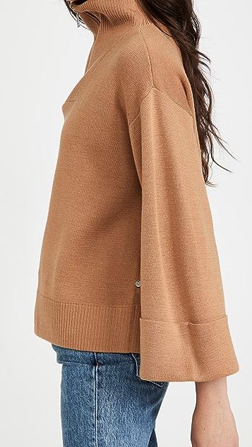 Scotch & Soda/Maison Scotch Sporty Knit Sweater