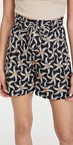 Scotch & Soda - Printed Shorts