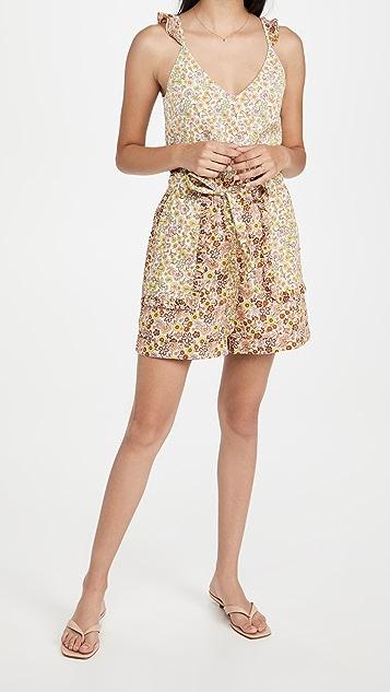 Scotch & Soda High Summer 棉质短裤