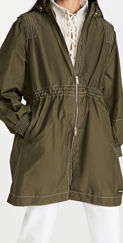 Scotch & Soda - Lightweight Parka with Detachable Sleeves