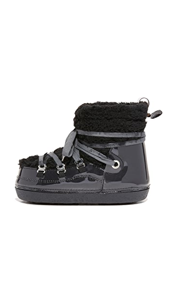 MM6 Eskimo Sneaker Booties