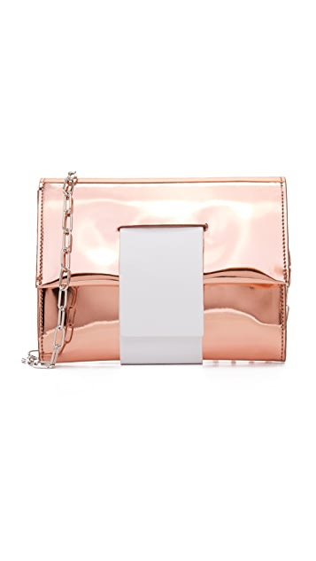 MM6 Cross Body Clutch