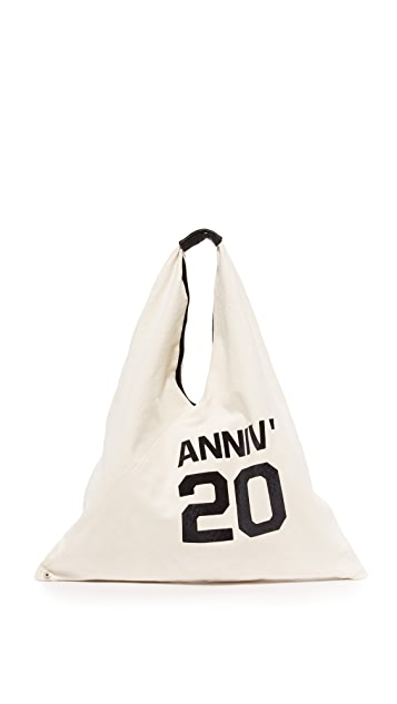 MM6 Anniversary Hobo Bag