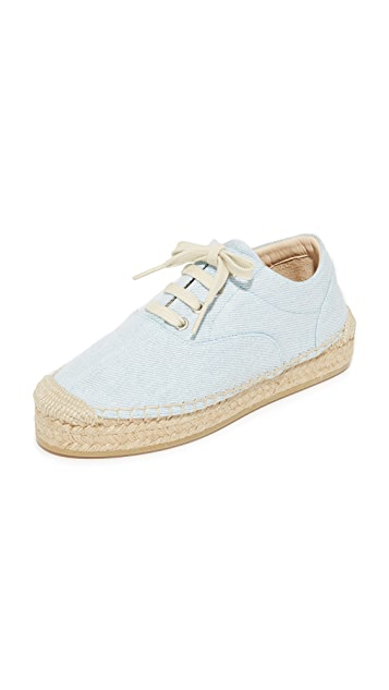 MM6 Espadrille Sneakers