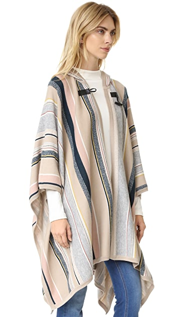 Maiyet Hooded Poncho