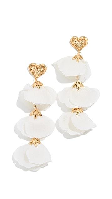 Mallarino Bella Heart Earrings