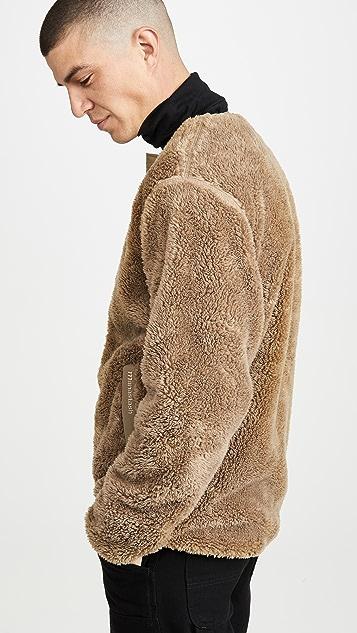 Manastash Shaggy Fleece Bigfoot III Jacket