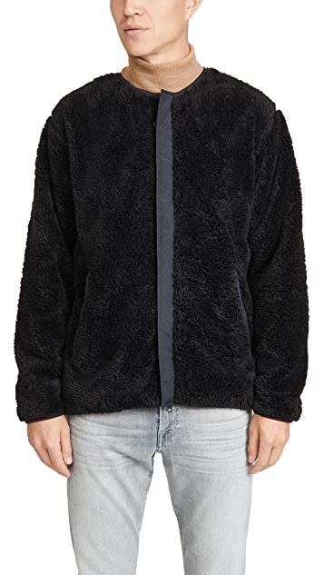 Manastash Shaggy Fleece Bigfoot III Jacket
