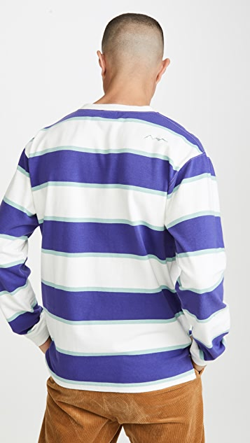 Manastash Aberdeen Rugger Long Sleeve Shirt