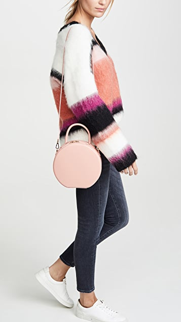 Mansur Gavriel Circle Crossbody Bag