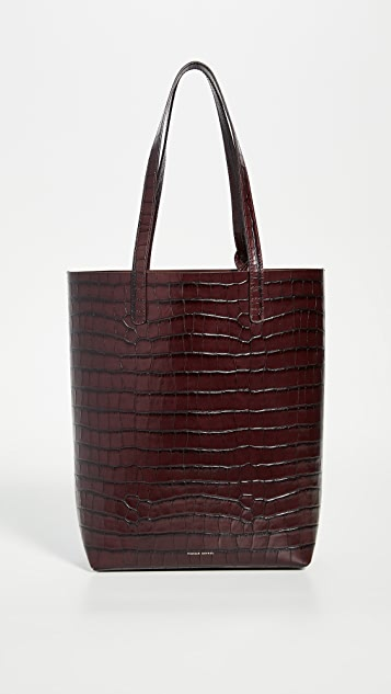 Mansur Gavriel Повседневная объемная сумка с короткими ручками