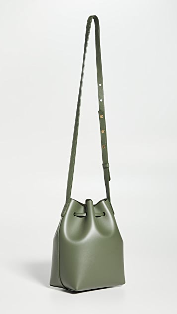 Mansur Gavriel Миниатюрная сумка-ведро