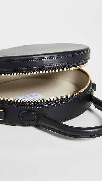 Mansur Gavriel Круглая сумка через плечо