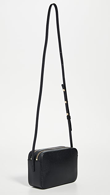 Mansur Gavriel Double Zip Crossbody Bag