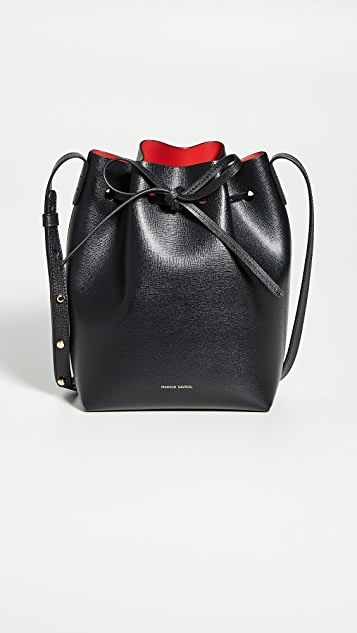 Mansur Gavriel Mini Bucket