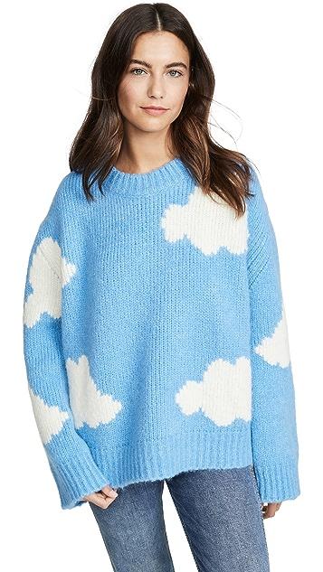 Mansur Gavriel Alpaca Cloud Sweater
