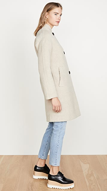 Mansur Gavriel Double Face Jacket