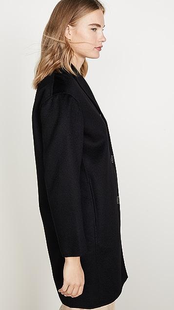 Mansur Gavriel Классическое пальто Double Face