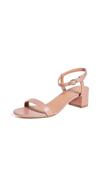 Mansur Gavriel Ankle Strap Sandals