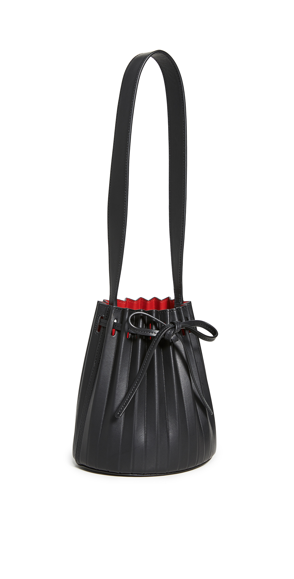 Mansur Gavriel Mini Pleated Bucket
