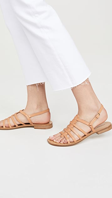 Mansur Gavriel Campania Fino Sandals