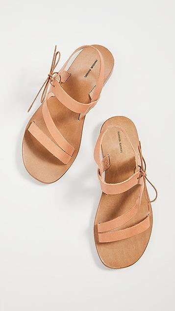Mansur Gavriel Tie Sandals