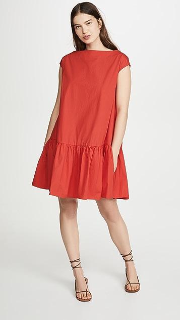 Mansur Gavriel Мини-платье со сборками