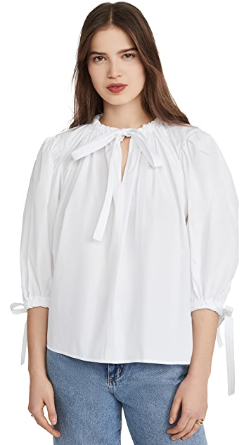 Mansur Gavriel Romantic Shirt