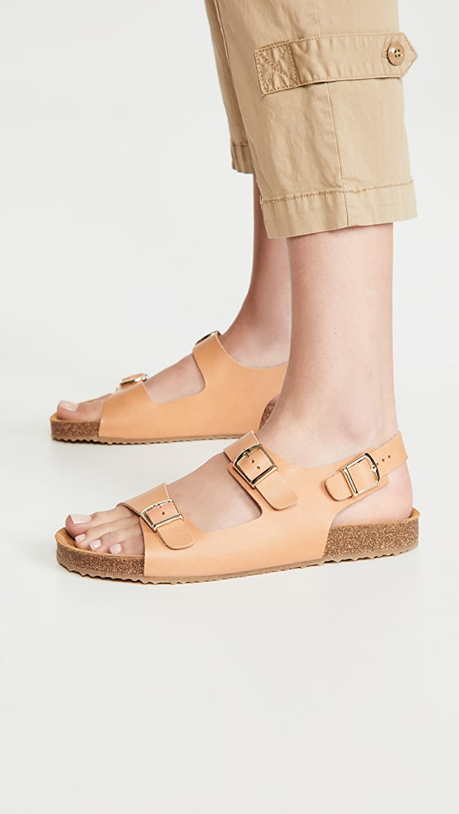 Mansur Gavriel Cloud Sandals   SHOPBOP