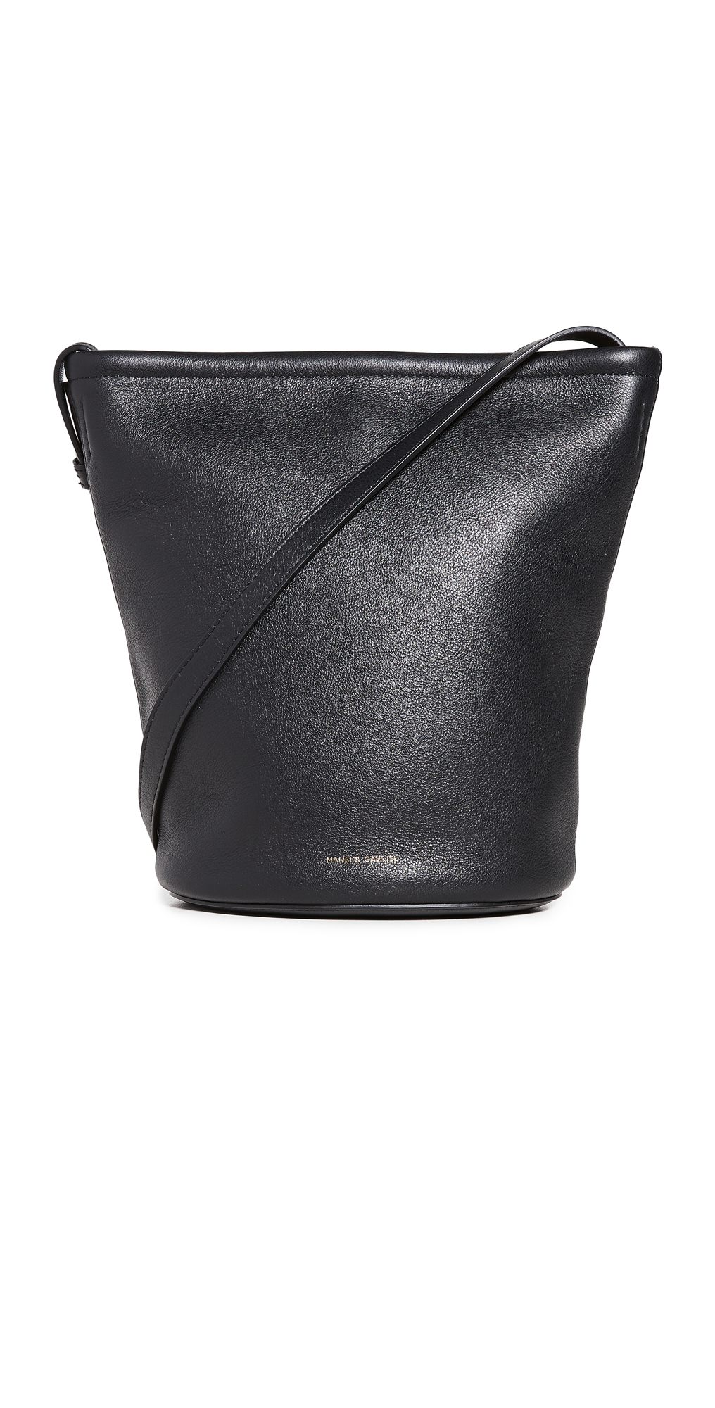 Mansur Gavriel Zip Bucket Bag