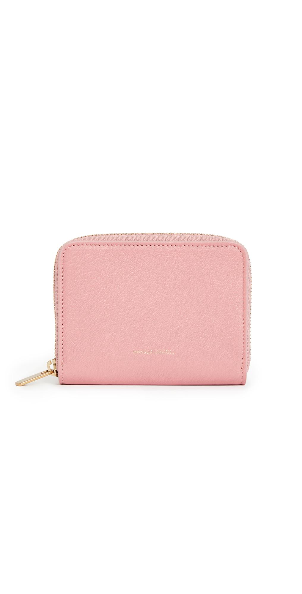 Mansur Gavriel Compact Zip Wallet