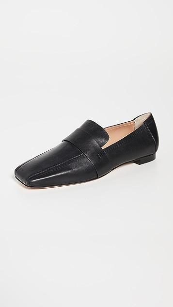 Mansur Gavriel 方头乐福鞋
