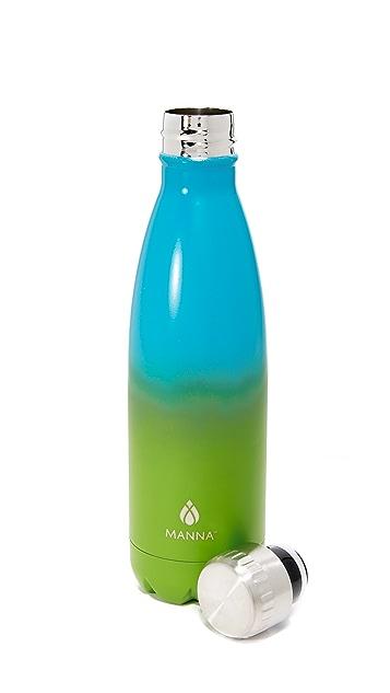 Manna 17oz Vogue Double Ombre Water Bottle