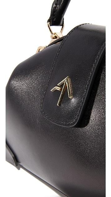 MANU Atelier Demi Top Handle Bag