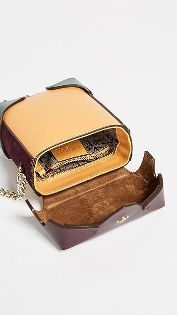 MANU Atelier Micro Pristine Box Bag