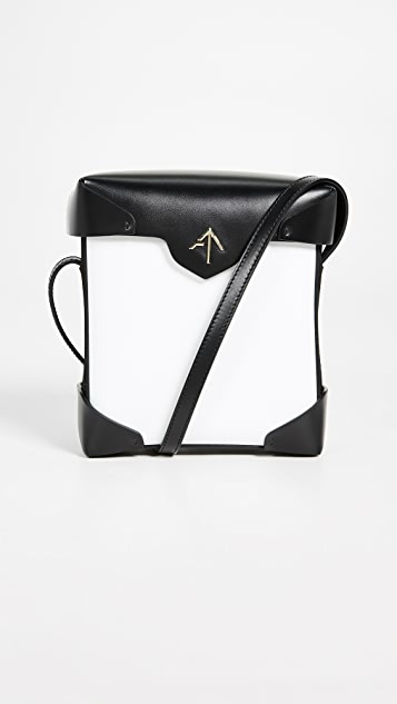 MANU Atelier Mini Pristine Box Bag