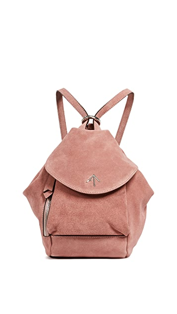 MANU Atelier Mini Fernweh Convertible Backpack