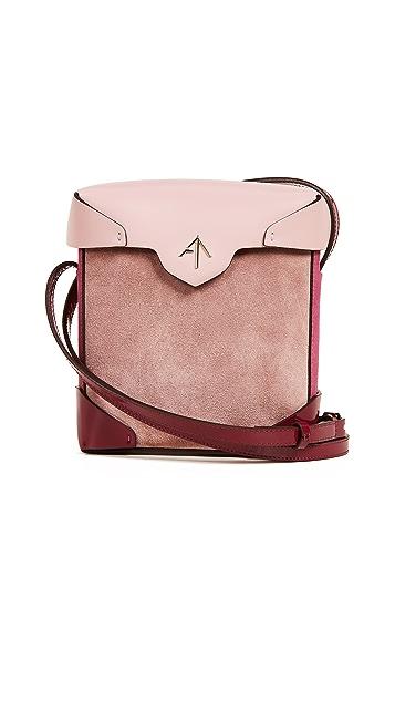 MANU Atelier Mini Pristine Combo Box Bag